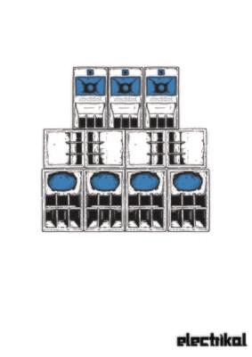 Minimal Stack | A3 Print