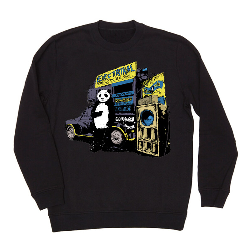 Panda Shak Crew | Preorder