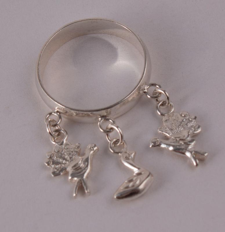 Silver Ring Turkey & Goose