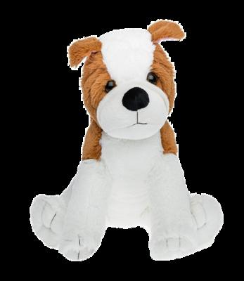 Cesar the Bulldog - Build-A-Plush Bundle - 16 inches