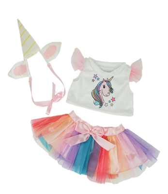 Unicorn Outfit - 16 inches