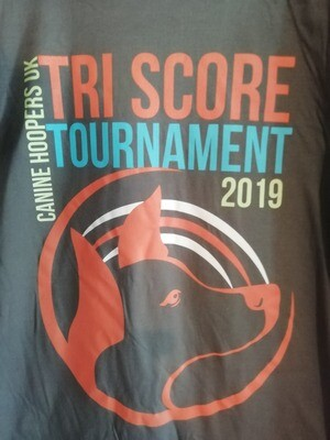 Tri Score Tournament 2019 T-Shirt