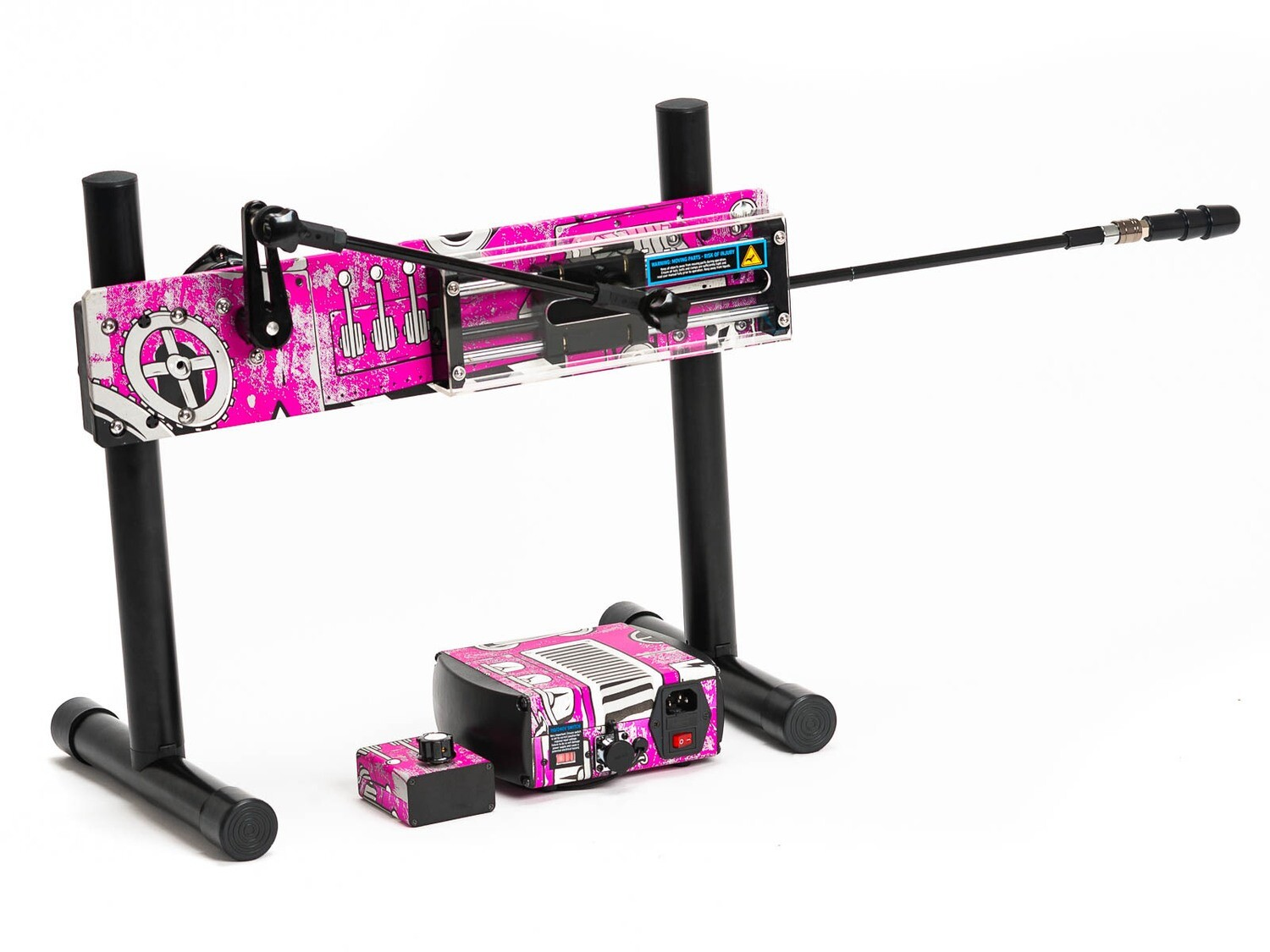 Image showing the pink F-Machine Pro Gen 3