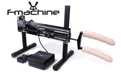 Double Trouble F-Machine Attachment