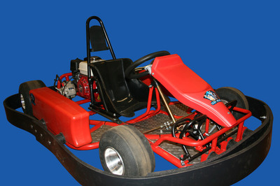 Карт sd-kart kids 200 GreenField