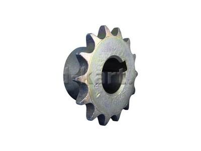Звезда ведущая 14 зубьев посадочный Ф 22 мм