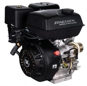 Двигатель ZONGSHEN ZS168FBE-4, мощность 6,5 л/с с электростартером