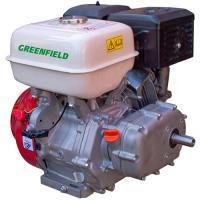 Двигатель GreenField GF-177F-R с редуктором 9 л/с