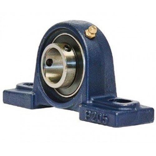 Корпусный подшипник (чугунный корпус) внутренний ф 25 мм