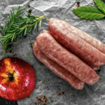 Pork and Apple Sausages x6
