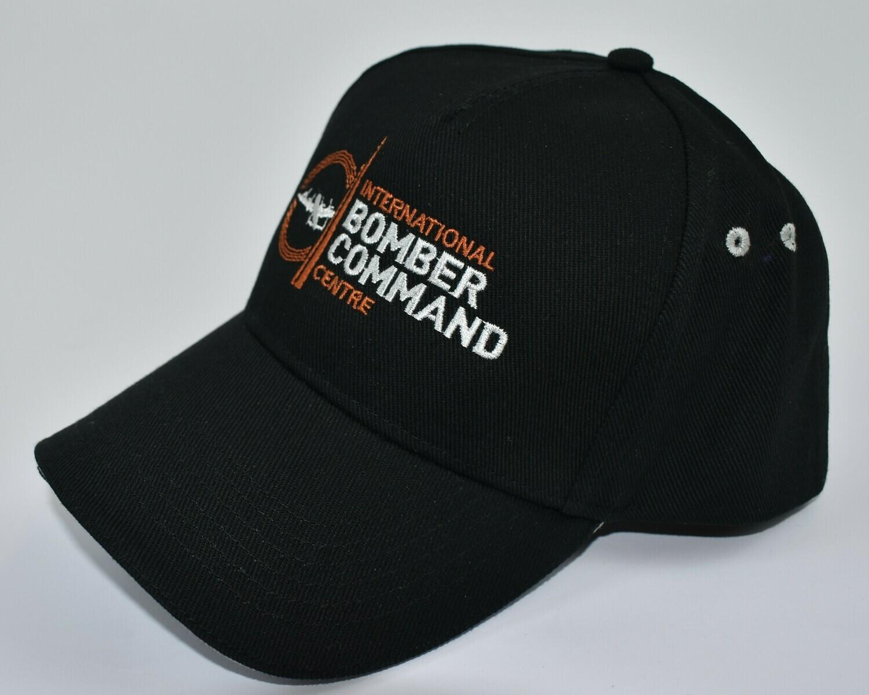 IBCC Baseball Cap - Black