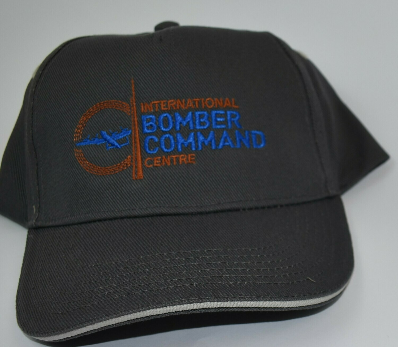 IBCC Baseball Cap - Grey