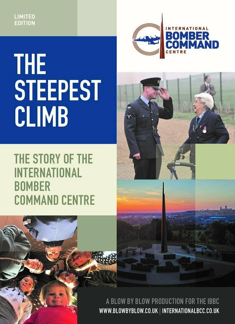 DVD The Steepest Climb