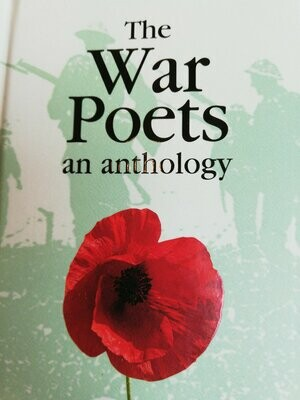 Book - The War Poets - an anthology