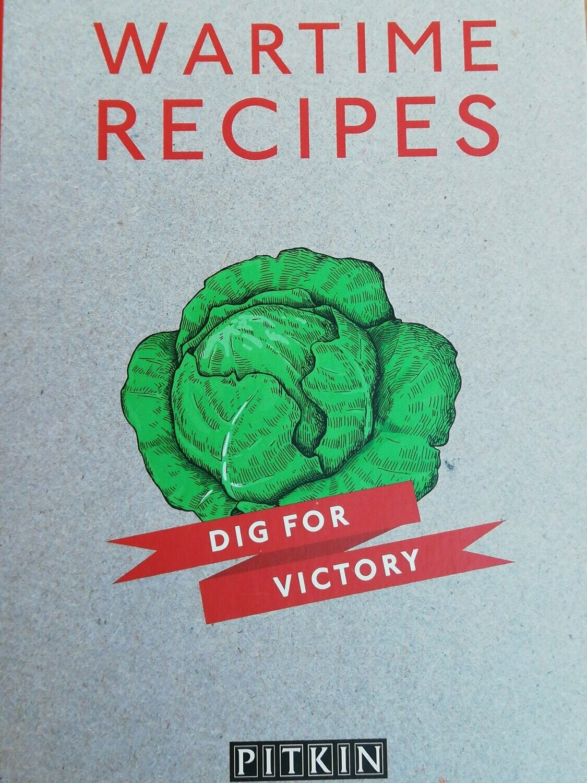 Wartime Recipes Book