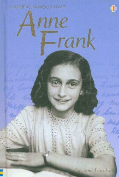 Book - Anne Frank