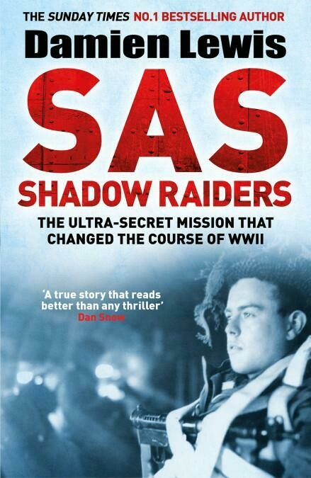 Book - SAS Shadow Raiders