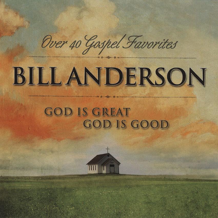 God is Great, God is Good: Over 40 Gospel Favorites BA_40Gospel