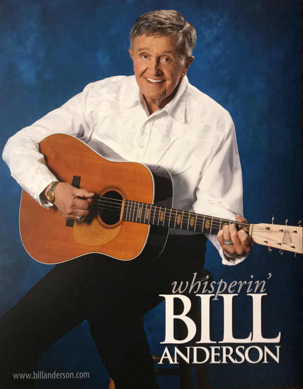 Bill Anderson Guitar Photo PHO072018