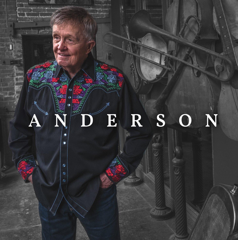 ANDERSON CD