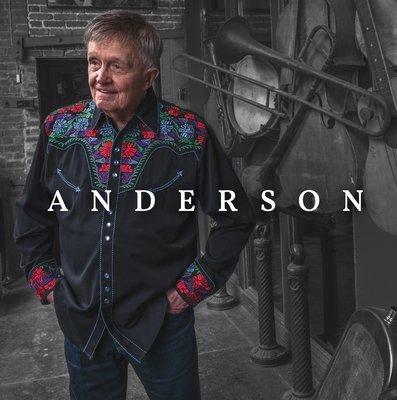 ANDERSON Vinyl LP