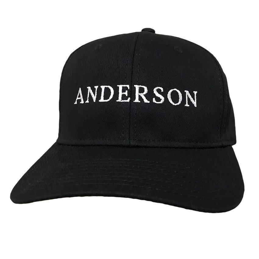 ANDERSON Cap ANDCap2018