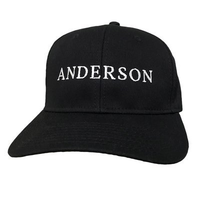ANDERSON Cap