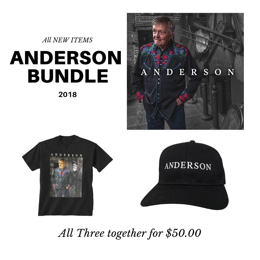 ANDERSON 2018 Bundle ANDbun18