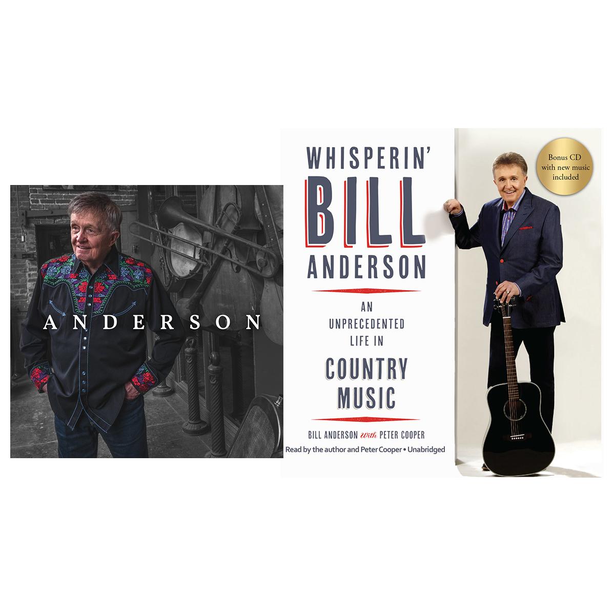 ANDERSON Audio Book Bundle ANDAUDJAN2019