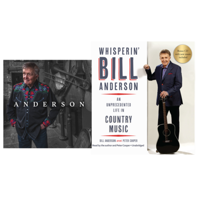 ANDERSON Audio Book Bundle