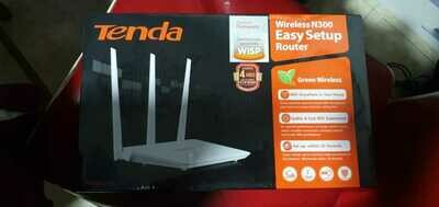 Router Tenda Wireless N300