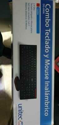 Combo Teclado + Mouse Inalámbrico Unitec