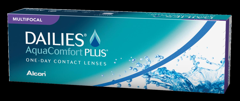 DAILIES® AquaComfort Plus® Multifocal