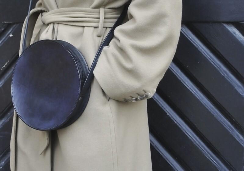 Luna handbag black