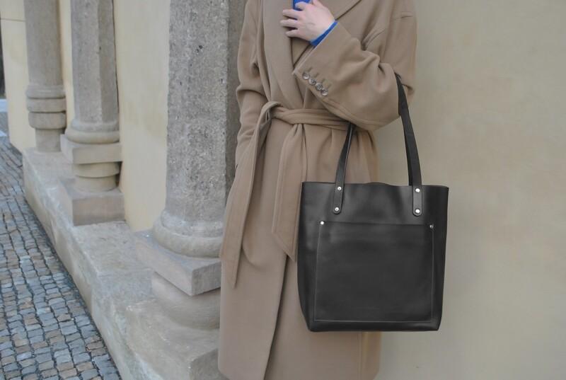 Oporto Tote bag black