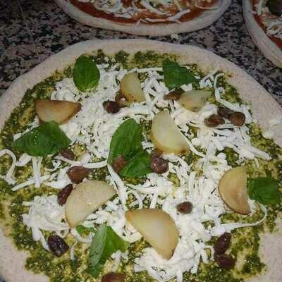 Cotto. parmigiano,salsiccia
