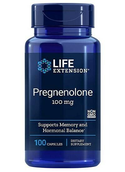 Pregnenolone 100mg