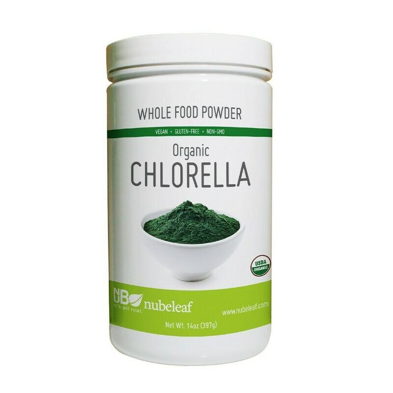 Organic Chlorella 16oz