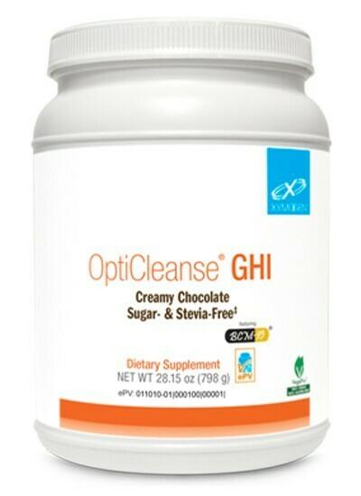 OptiCleanse GHI sugar & stevia-free - Chocolate 28 oz