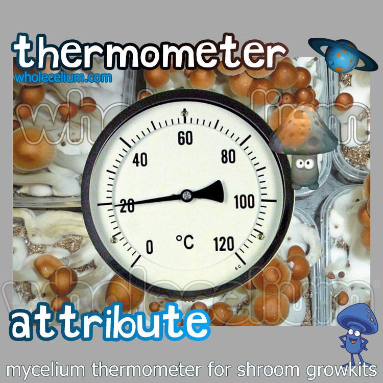 Micelijski termometar (za shroomkits)