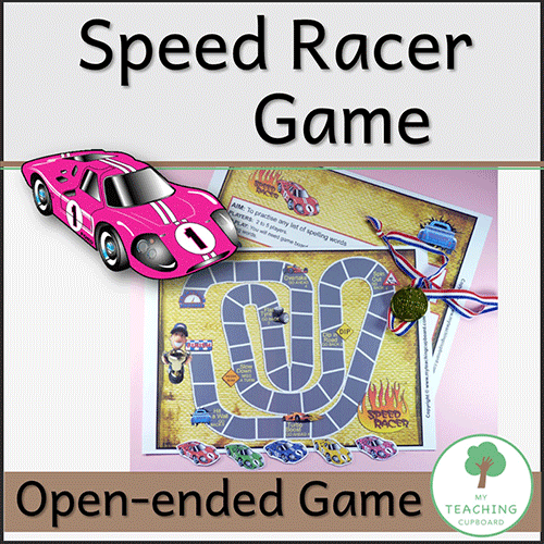 Speed Racer Game 00034