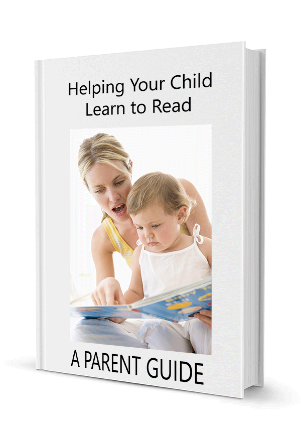 A Parent Guide to Helping Your Child Become a Reader