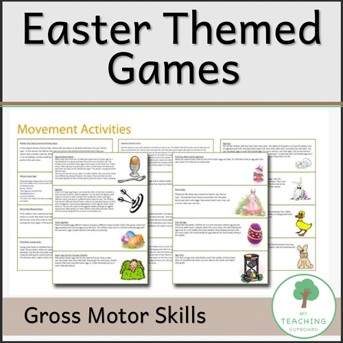 Easter Themed Games & Activities 00037