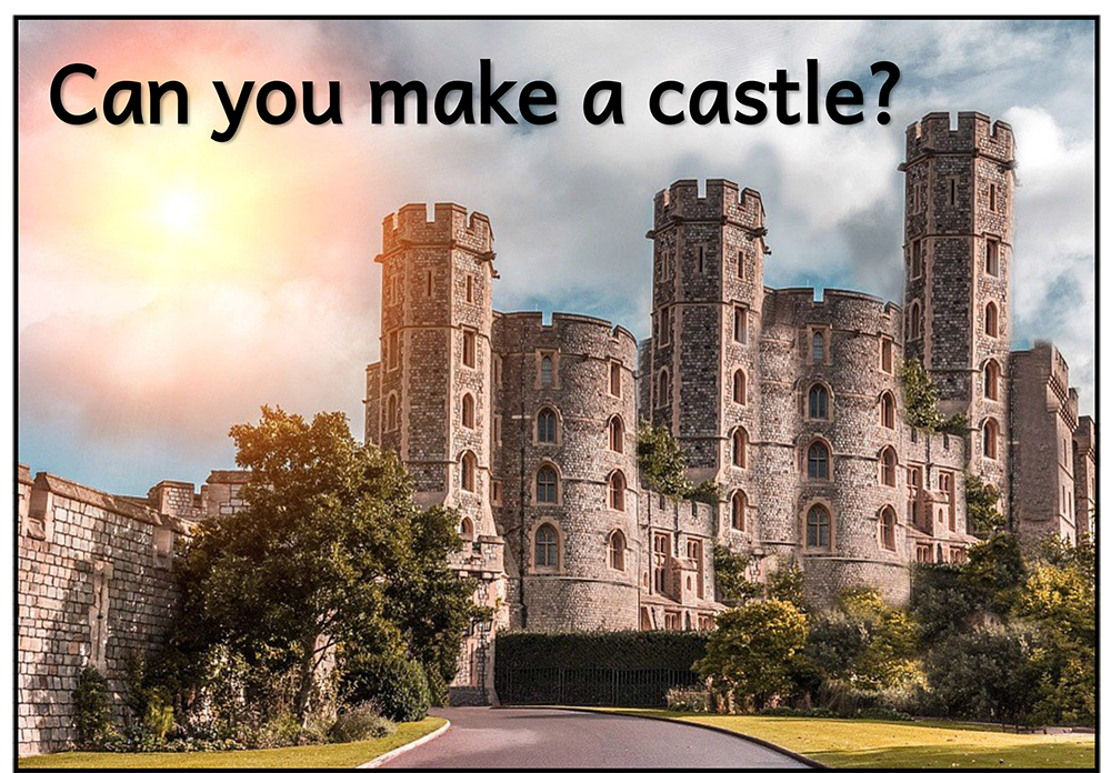 Castle STEAM challenge