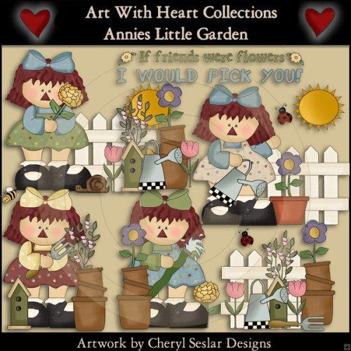 Annies Little Garden Clipart Download 00008