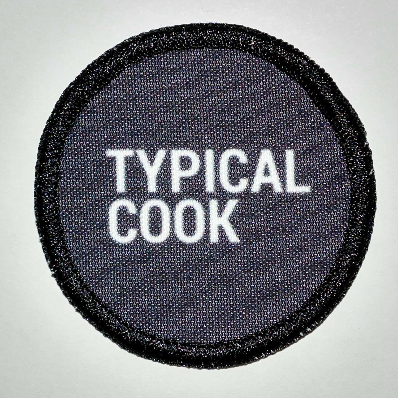 ШЕВРОН - TYPICAL COOK