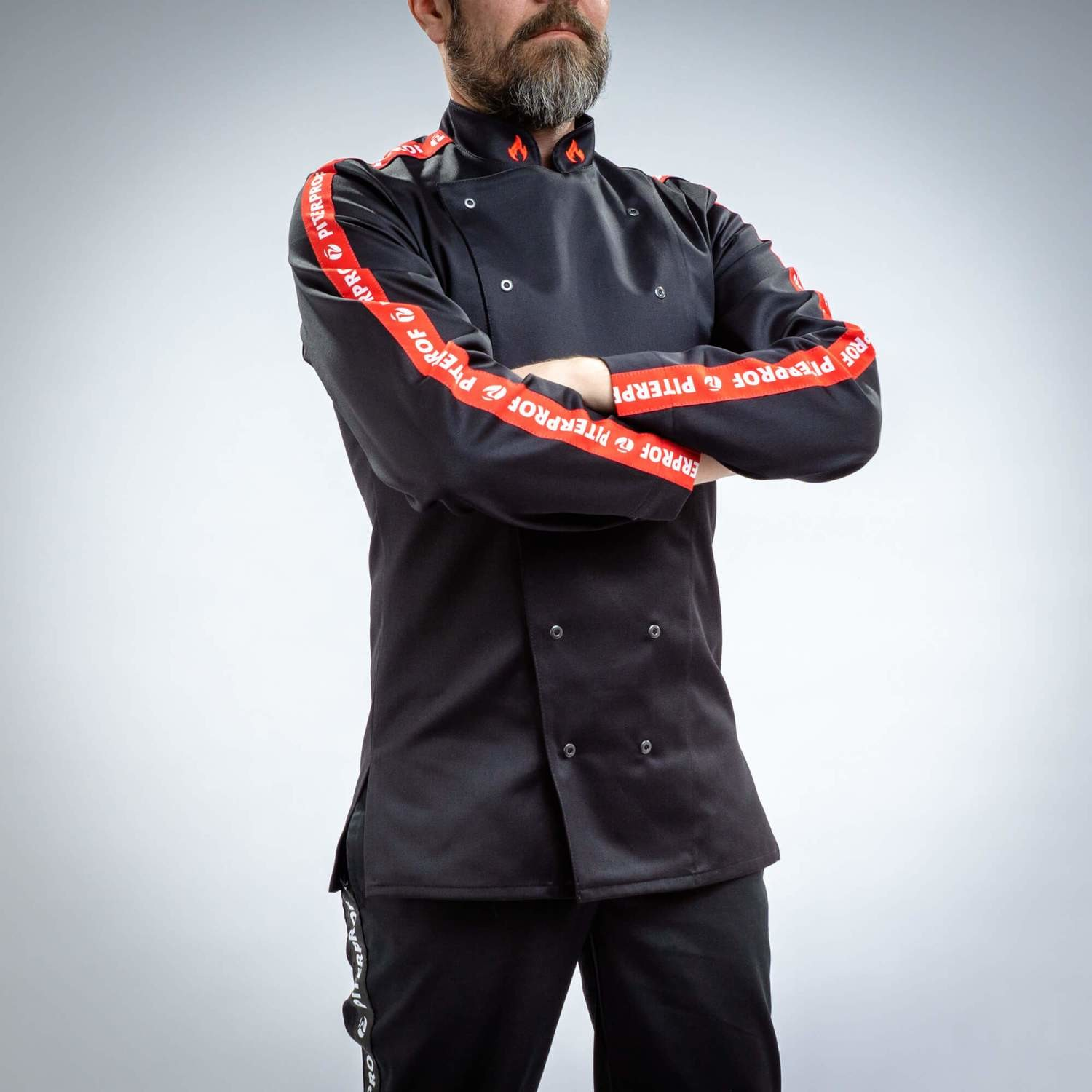270ABA - MEN'S CHEF JACKET