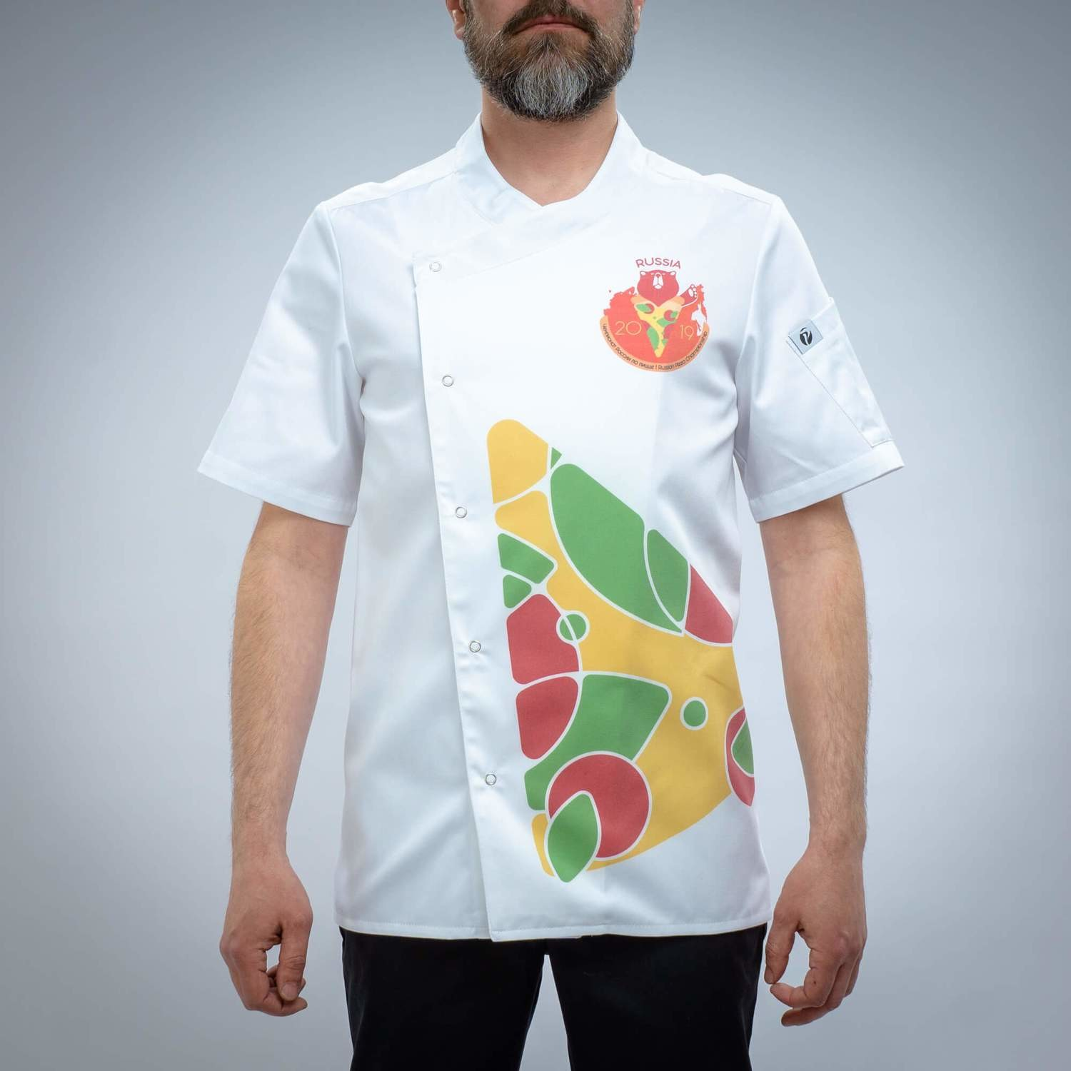 105APIZZA- CHEF'S JACKET