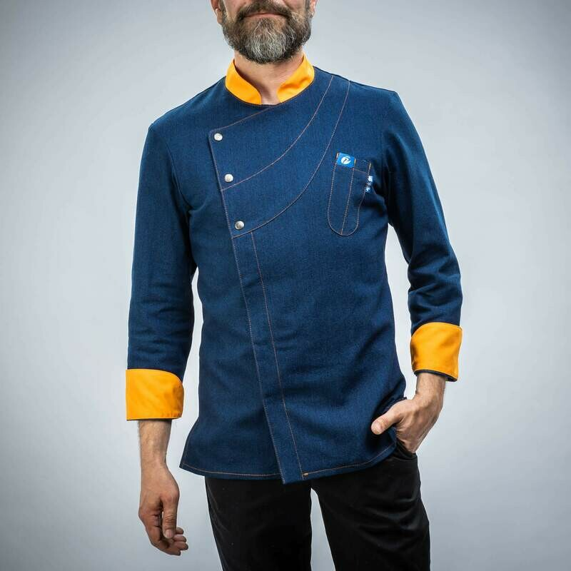185JOR2 - CHEF'S JACKET