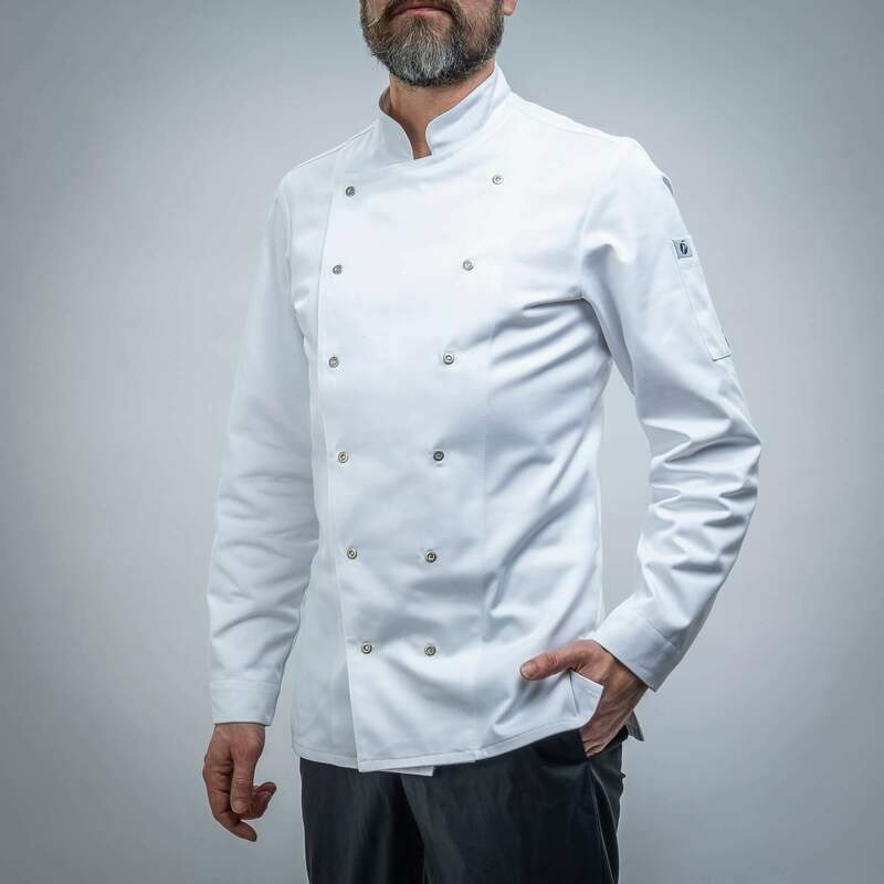 270W - MEN'S CHEF JACKET